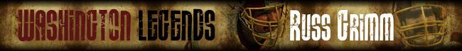 Russ Grimm Legends Page