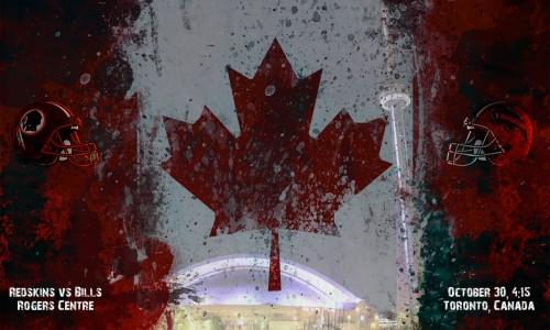 Redskins in Canada