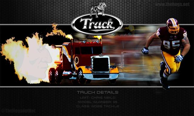 Truck Nield Wallpaper