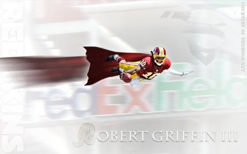 RG3 Superman Wallpaper