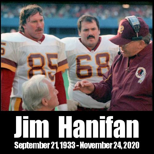 RIP Jim Hanifan