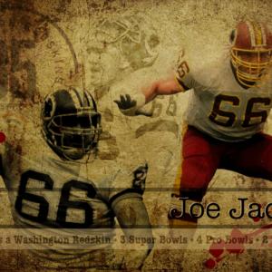 Joe Jacoby Wallpaper
