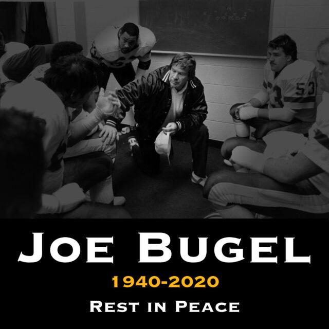 RIP Joe Bugel