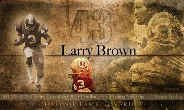 Larry Brown Wallpaper