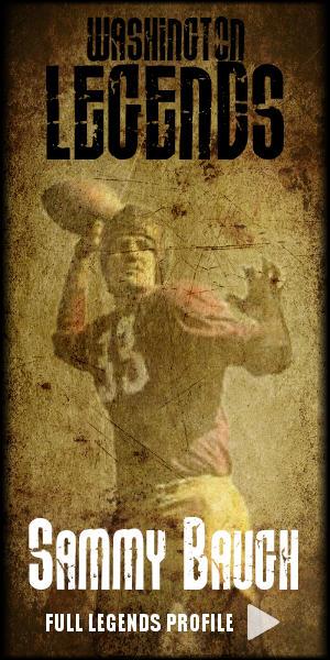 Sammy Baugh legends Profile