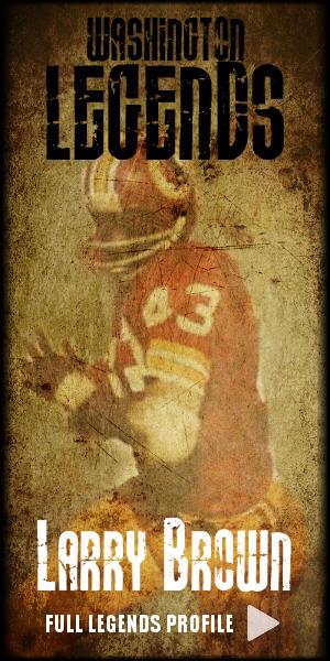 Larry Brown Legends Profile