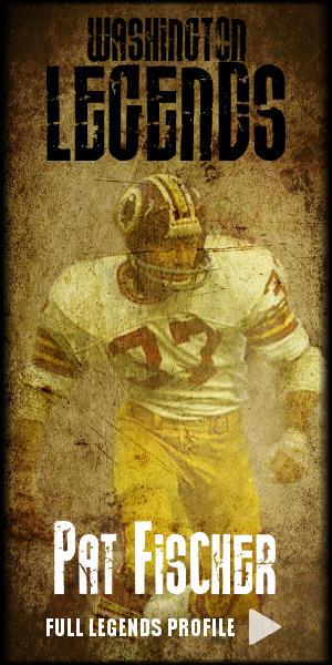 Pat Fischer Legends Profile