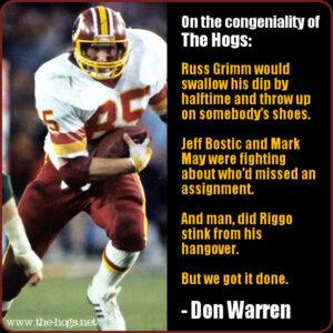 Don Warren Quote