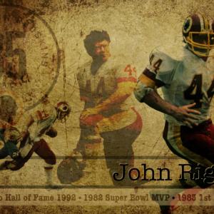 John Riggins Wallpaper