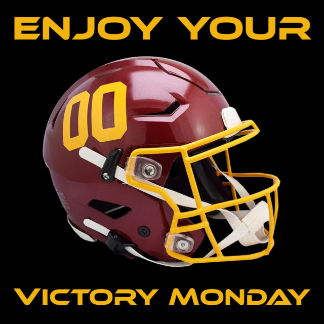 Victory monday